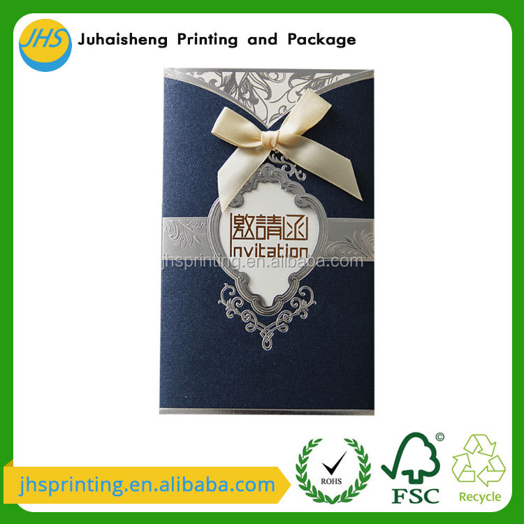 2017 New design wedding invitations table name place card