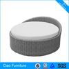 Rest room lobby furniture small size Rattan sofa CF1575C