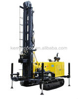 300m deep hole portable water well drilling machine for agricultural irrgation