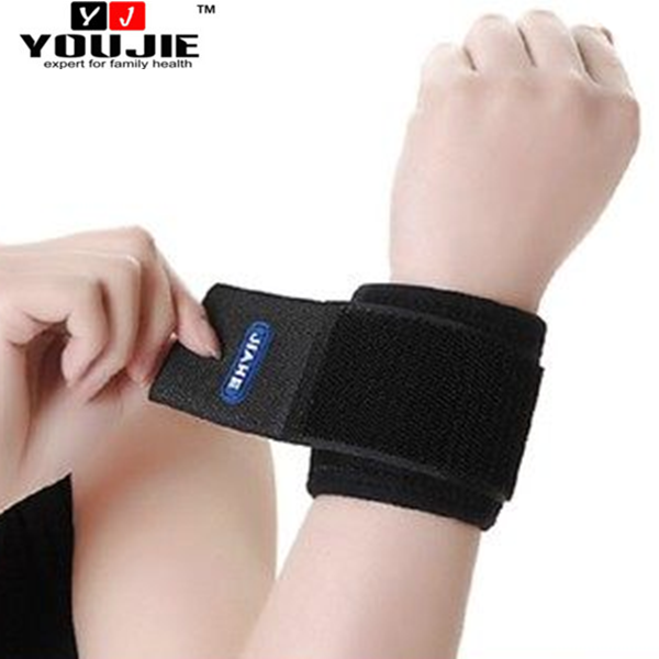 High grade mens sports magnetic custom neoprene wristbands with low price