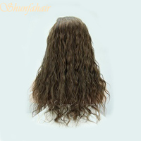 Brazilian hair full lace wig with baby hair , cheap silk top full lace wigs , full lace wigs with bangs