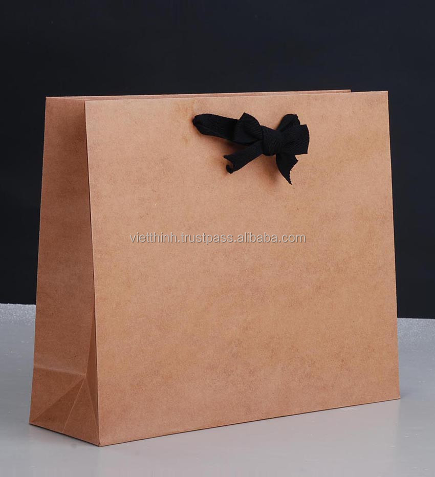 New Luxury Paper Shopping Bag for Cloth