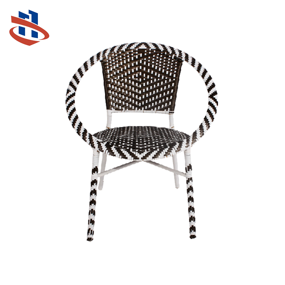 Garden Patio Rattan Wicker Furniture Imitate Bamboo Outdoor chair