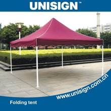 2014 world cup hot selling flat top folding canopy tent