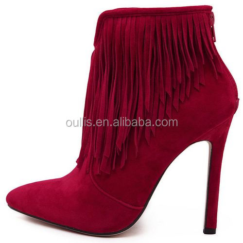 christmas boots new designs high quality shoes 2017 PJ3999