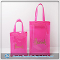 Business school sports clear pvc beach bag for wholesale