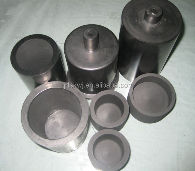 High purity Graphite Crucible