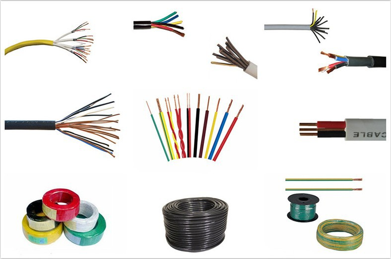 PVC cover Wire with Rated Voltage up to 450/750V