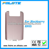 8900 Back Cover For Blackberry 8900 Battery Cover pink Battery Door