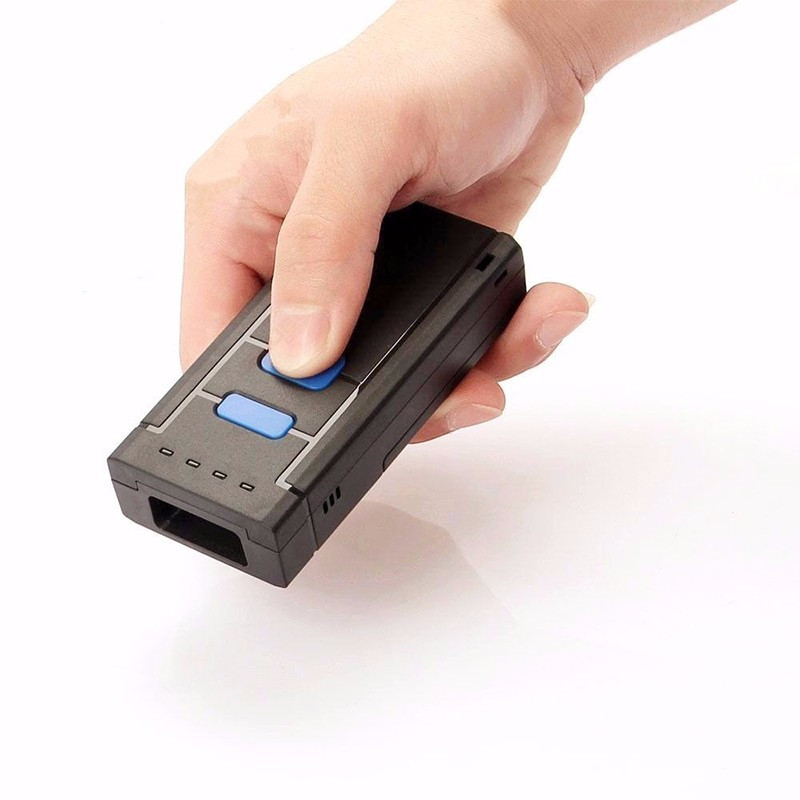 RD-C1 Mini Portable Wireless 1D CCD Bluetooth Barcode Scanner