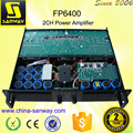 FP6400 1300W Stereo Circuit Audio Amplifier