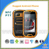 Smart phone 4.3 with ip67 waterproof NFC android 4.2