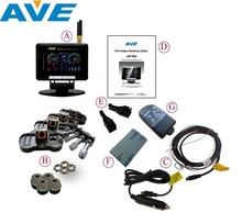 AVE Best Quality Tire Pressure Monitoring System for Truck & Passenger Car