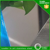 Online shopping colored mirror stainless steel polystyrene mirror sheet for table