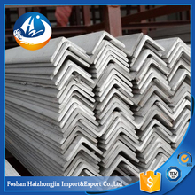 price per kg iron AISI 202 stainless steel angle bar