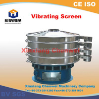 China gold supplier Vibration Sieve for Instant milk tea powder