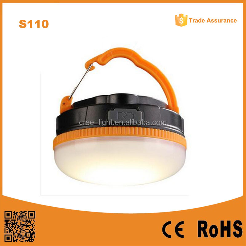 Waterproof 7 led Rechargeable USB Charging Camping Lantern Strong camping light lantern