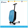 High quality scooter suitcase luggage suitcase trolley travel bags