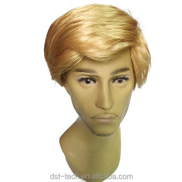 THE BILLIONAIRE Wig President Donald Trump Wig for Halloween Costume