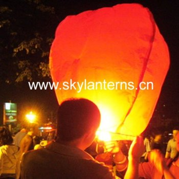 Sky lantern highest quality and safe sky lantern