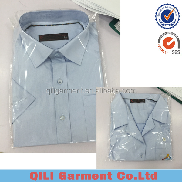 Professional Custom School Boy and Girls Shirt mini order Wholesale Primary Kids Mid High School Uniforms