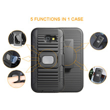 360 full protective holster clip car holder magnetic combo case for samsung galaxy note 8/a5/j5 2017