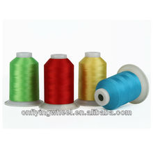 120D/2(108D/2) 100% polyester embroidery thread price