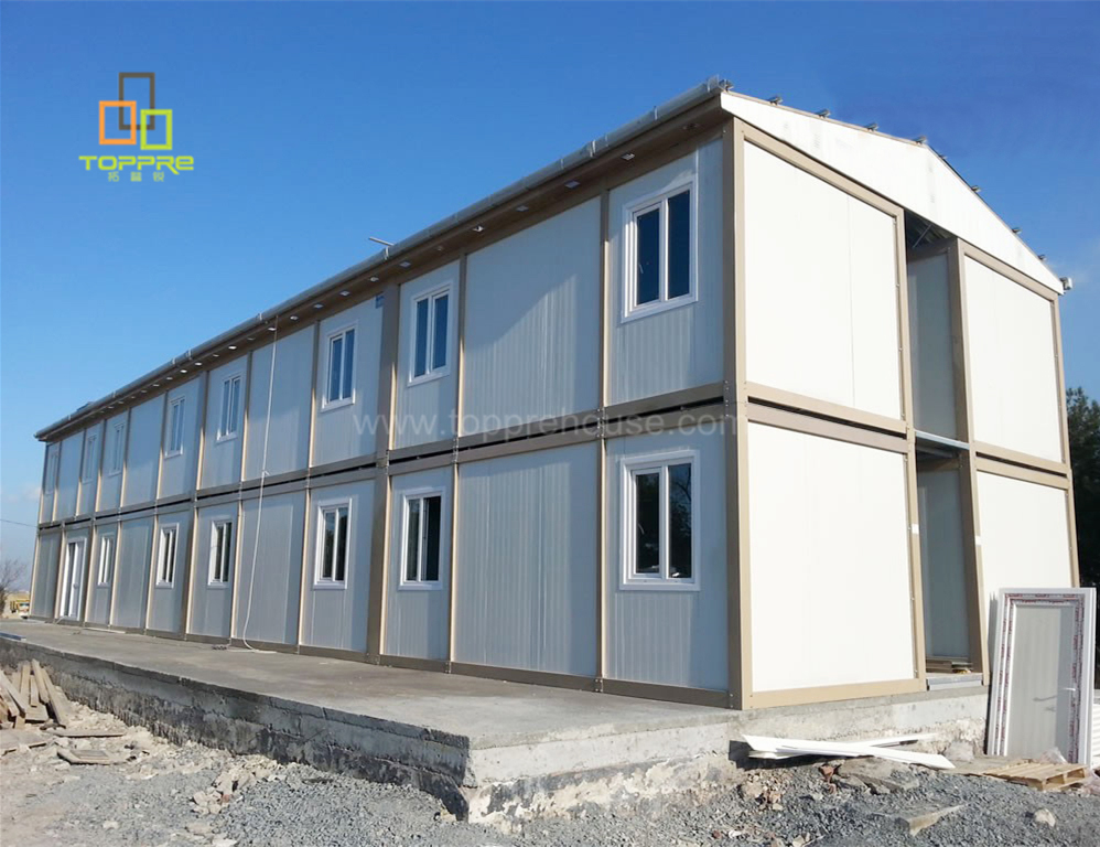 Modular panel mobile homes prefab 3 storey office building real estate for sale in philippines