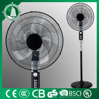 Popular in Southeast Asia 16 Inch fan 5AS Blades New style Standing Fan with target price to buyer