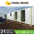 Construction Site Living Container House With Bathroom