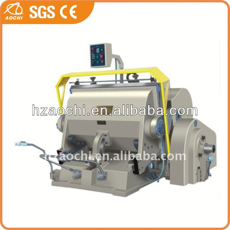 Semi-automatic carton die cutter with CE ML-1300