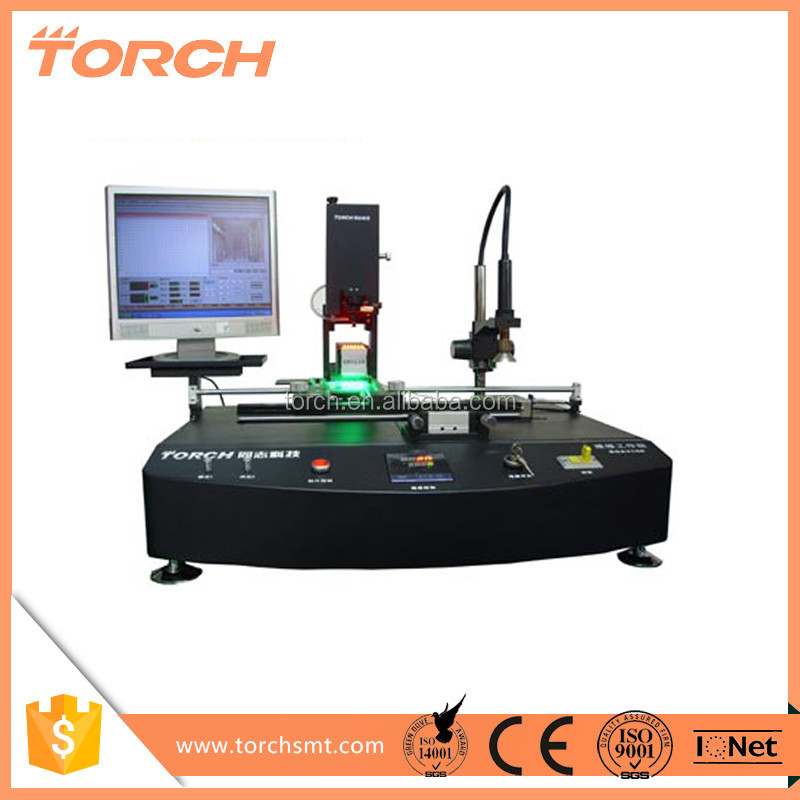 TORCH BGA prototype hot air rework station BGA3100B