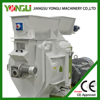 Top quality CE ISO passed wood pellet press making machine