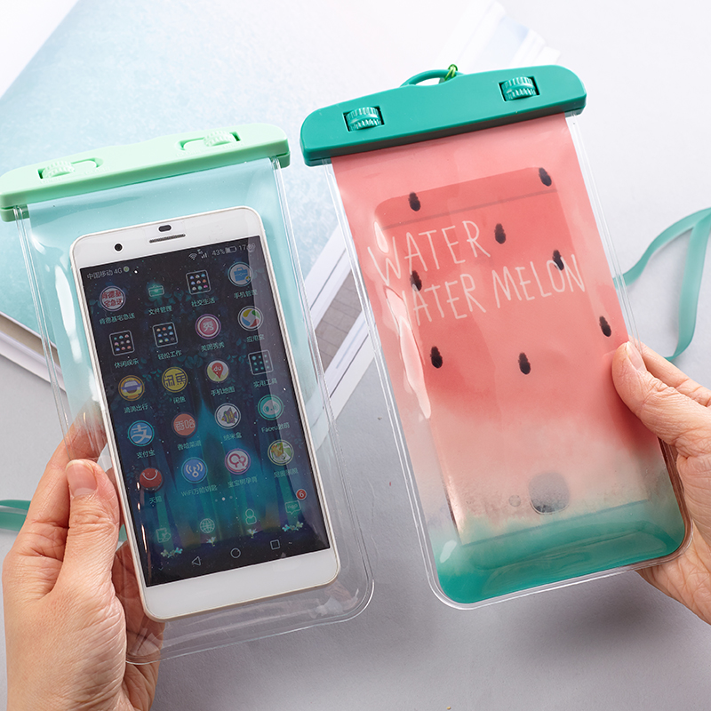 High Quality Universal Water Proof Mobile Phone Cases Waterproof Bag/Pouch ,Water Proof Cell Phone