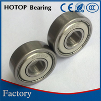 Factory direct for deep groove ball bearings 608ZZ bearings