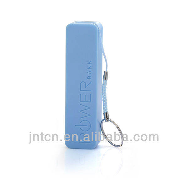 Fancy! 1800/2000/2200/2600/2800mAh portable emergency perfurm key-chain mobile power bank supply+CE,RoHS,FCC PB014