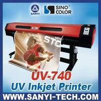 2015 Latest China Made UV Printer, 1.8M & 3.2M Available