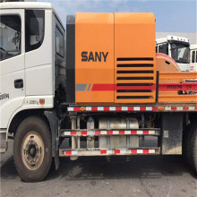 SANY Official Manufacturer SY5133THB Truck Mounted Concrete Pump Super Energy Saving Fuel Mobile Concrete Mixer with Pump
