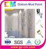 pure natural paint - Diatom Mud Wall Paint from diatomaceous earth