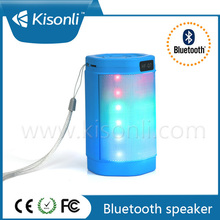 Trending Hot Products Led Light Bluetooth Speaker Outdoor With Selfie Camera Taking Function