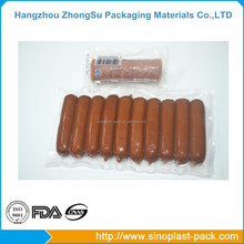 Layered nylon laminated packing plastic bag film on roll