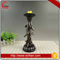 2015 new design office decors resin antler candle holder