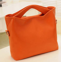 Fashion High Quality Vintage Style Leather Ladies Handbag