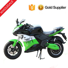 Electric motorcycle 3000w brushless motor battery powered motorcycle for adults