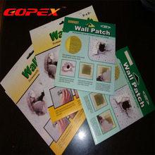Wall patch repairing plaster walls