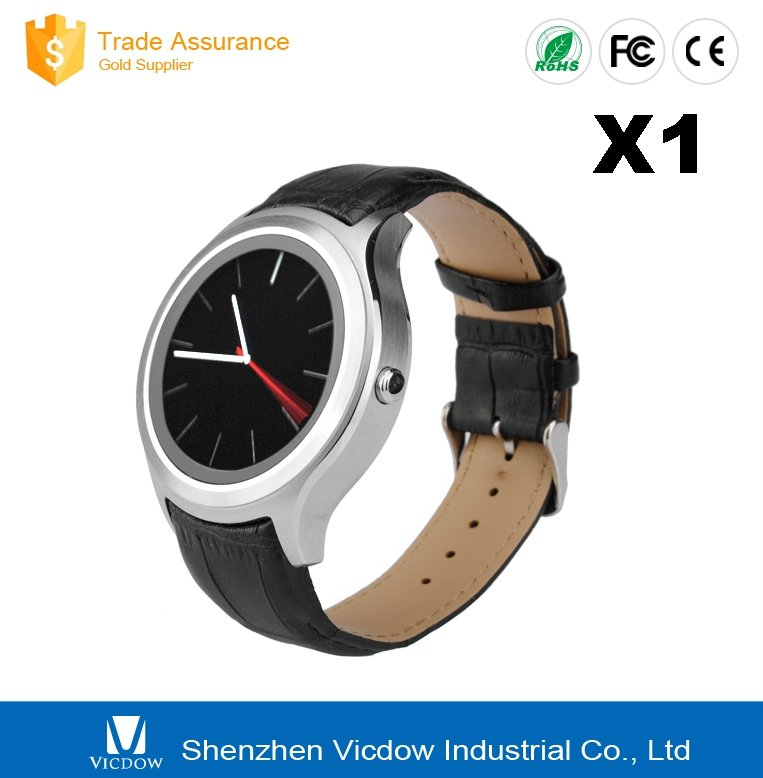 China low price NANO SIM watch mobile phone