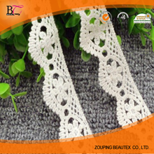 Manufacturers crochet cotton water soluble lace