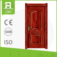 Main gate design industrial wood composite interior door for houses decoration made in china