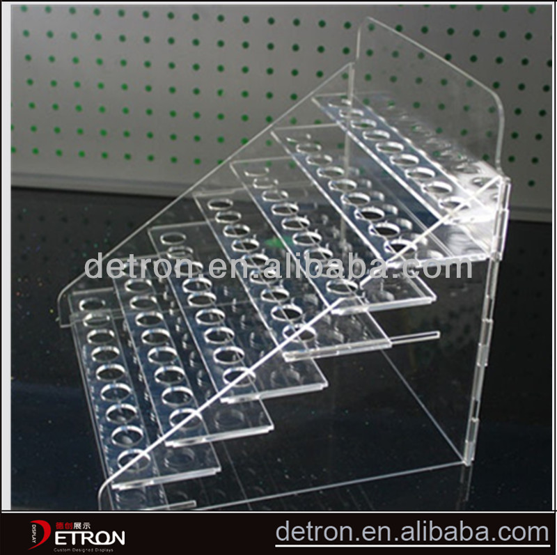 Tabletop Acrylic E-Liquid Juice Display Stand