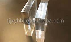 tempered / laminated / bulletproof glass pieces cut to size